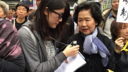 Former chief secretary Anson Chan joins a rally on Sunday calling for immediate release of missing bookseller Lee Bo. Chan urges Chief Executive to defend Hong Kong's systems.