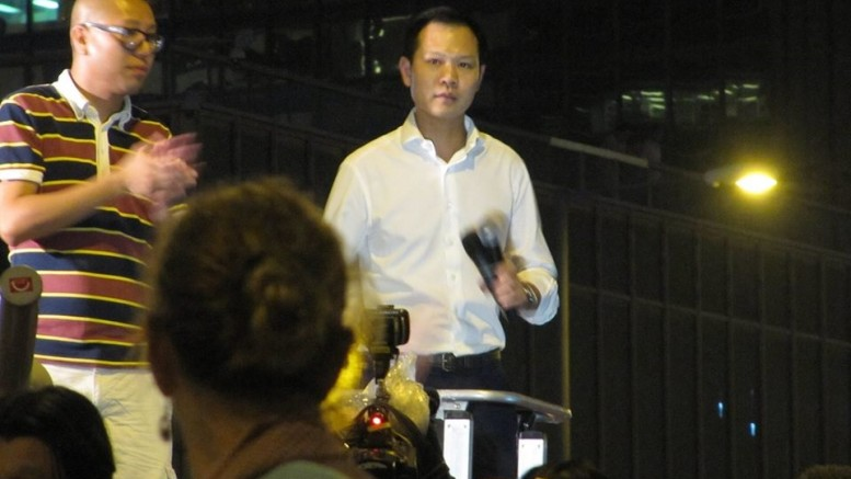 Civic Party lawmaker Dennis Kwok fears the missing of bookseller Lee Po is indicative of the erosion of the core principles of 'one country, two systems'.