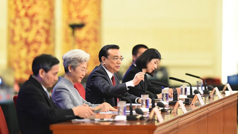 Premier Li Keqiang assures China will uphold the 'one country, two systems' policy at a post-NPC plenum press conference.