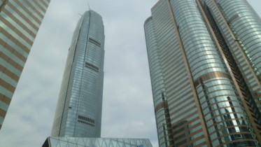 Shanghai poses a lesser threat to Hong Kong in the race for financial hub status in the wake of the stock market meltdown last year.