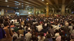 Ten Years scoops the Best Film award at the Hong Kong Film Awards, causing more disquiet in the city's political scene.