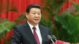 "Is President Xi Jinping the ""authoritative figure"" who speaks on China's economy in a People's Daily article?"