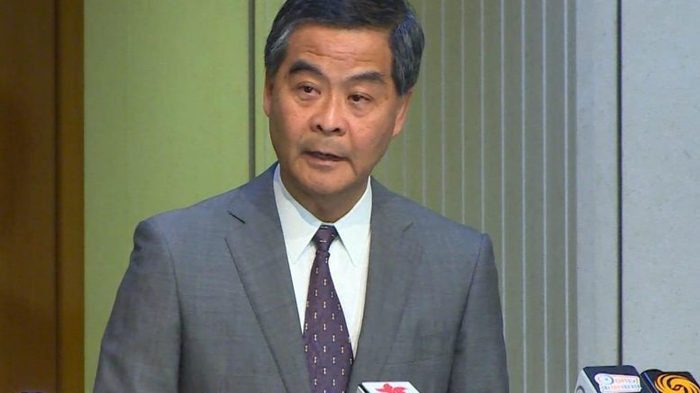 Like his mentor Tung Chee-hwa, Chief Executive Leung Chun-ying and his team are gripped by siege mentality.