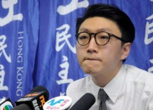 Edward Leung of Hong Kong Indigenous is perhaps the only pro-independence aspirant who stands real chance of getting a seat in the Legislative Council. He is disqualified.