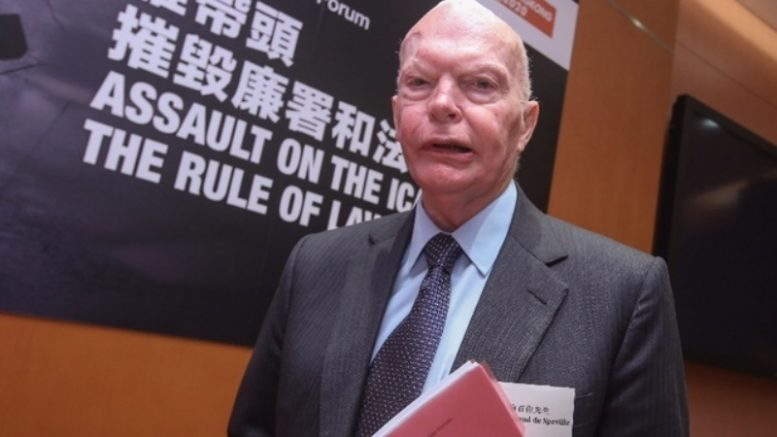 Former ICAC head Bertrand de Speville says now is time for a review of ICAC, the last of which was conducted in 1994.