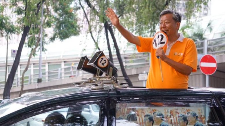 Veteran unionist Lee Cheuk-yan lost his seat in the September 4 Legislative Council election. With only one seat in the new legislature, the Labour Party he co-founded faces a survival test.