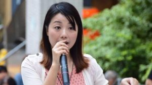 University lecturer Lau Siu-lai, who rose to political fame during the Occupy sit-in, wins a seat in Kowloon West geographical constituency in the Legco election.