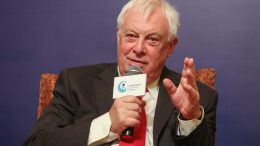 Last governor Lord Patten says people's confidence in their rulers matters most.
