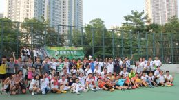 Non-governmental bodies play a big part in promoting sports.