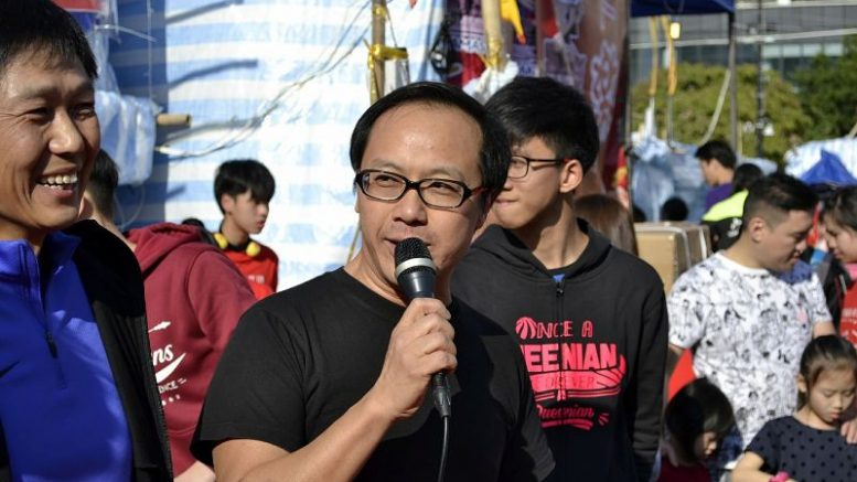 Kenneth Leung, legislator representing the accountancy functional constituency, says Liaison Office should not meddle with the chief executive election.