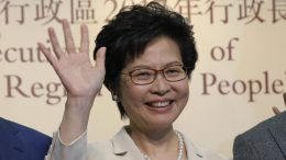 Carrie Lam becomes the first female chief executive of Hong Kong after securing support from 777 Election Committee members and, more important, Beijing.