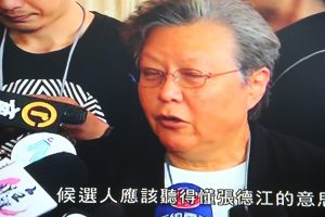 NPC Standing Committee member Rita Fan says chief executive candidates should understand what NPC chairman Zhang Dejiang said about the criteria of the next chief.