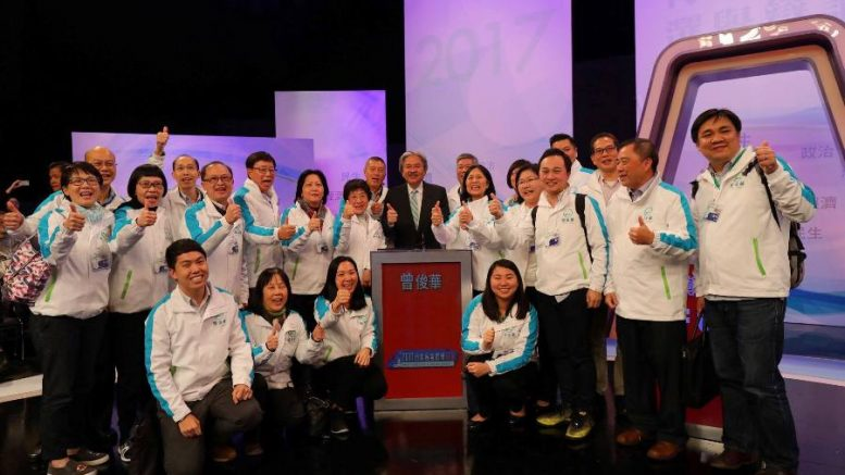 John Tsang says his team is what money can't buy. Beijing may feel worry.