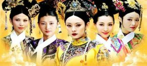 The Legend of Zeng Huan, a popular mainland serial drama.