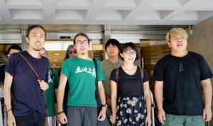 13 land activists sentenced to jail.