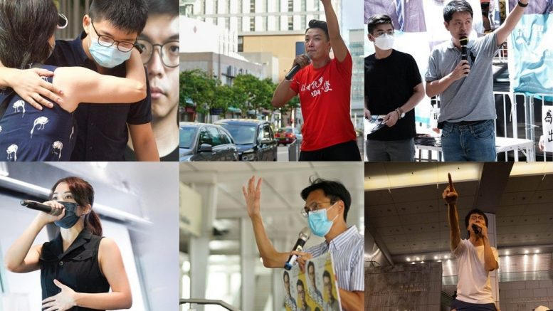 A batch of young localists, radicals outshine traditional democrats in the Legco primaries on July 12.