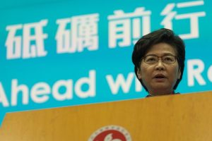 Carrie Lam fails to give a boost to her sagging popularity in her 2020 Policy Address.