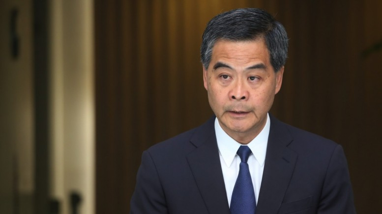 Chief Executive Leung Chun-ying faces grilling over his failure to honour promise of amending anti-bribery law