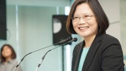 DPP's presidential candidate Tsai Ing-wen seen as a sure-win next year's polls.