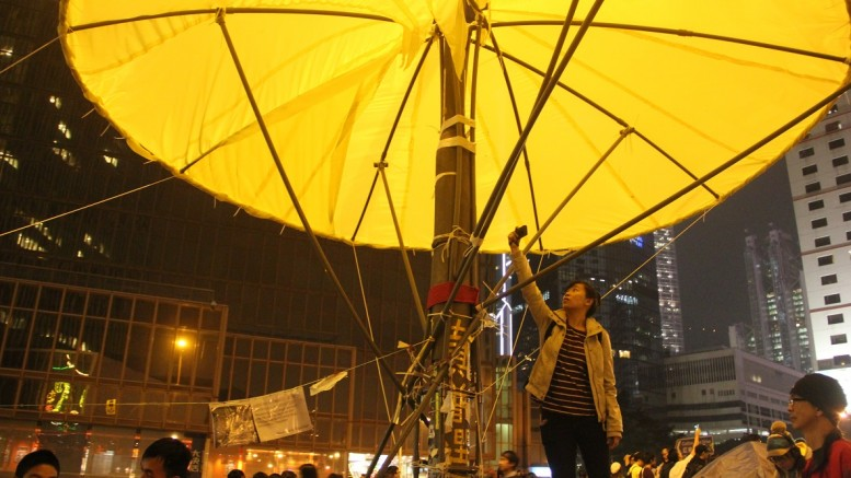 The November 22 District Council election is seen as test of post-Occupy Central public opinion.