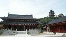 Jinghai Temple in Nanjing leaves a mark in modern Chinese history.