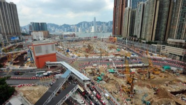 Mainland officers may enforce law at West Kowloon terminus of Hong Kong's high-speed rail link.