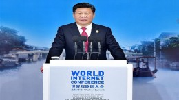 President Xi Jinping envisions the future of Internet at the World Internet Conference in Zhejiang province.