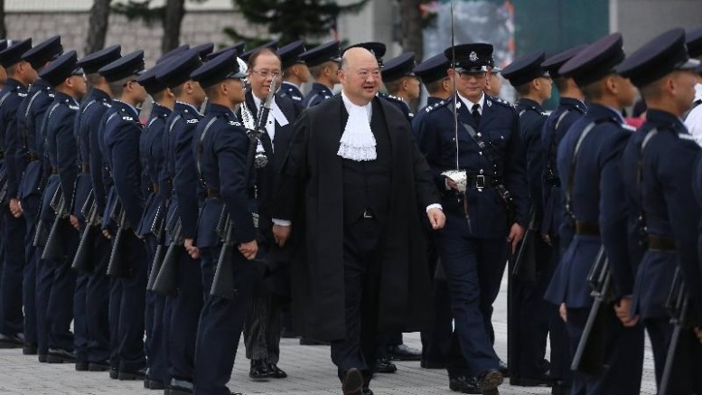 Hong Kong Chief Justice Geoffrey Ma makes a robust defence of judicial review  in a speech delivered at the opening ceremony of the Legal Year 2016.