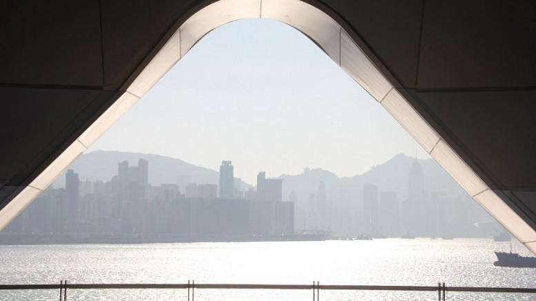 Hong Kong sees a boom of international non-governmental organisations after 1997.