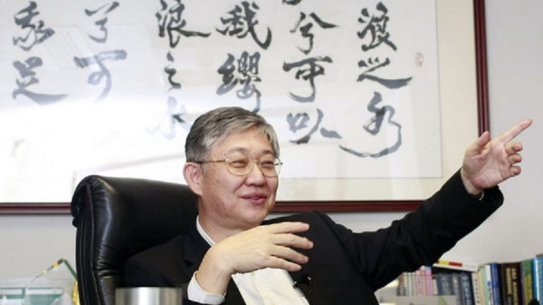 Founder of the Centaline Property Agent and Chinese free daily AM730 Shih Wing-ching gives a dim view on 2016 Hong Kong economy.