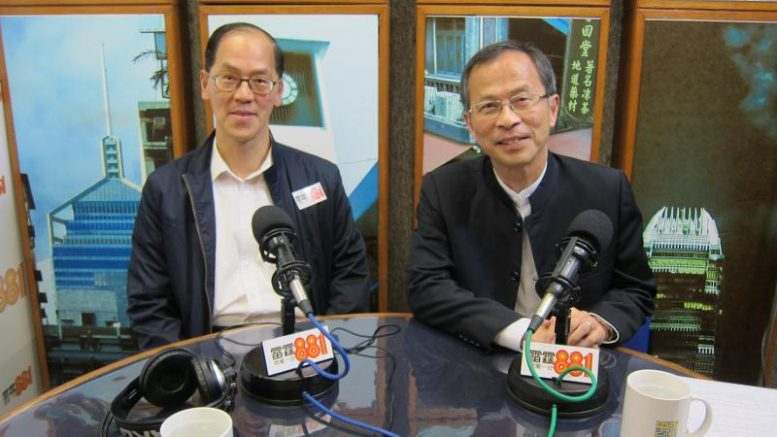 Outgoing Legislative Council President Tsang Yok-sing, tipped as a dark horse in the next chief executive election, turns a radio programme host at Commercial Radio beginning on September 12. In his debut, he has his younger brother, Tsang Tak-shing, former home affairs minister, as his guest.