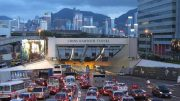 Cheap toll for Cross  Harbour Tunnel takes its toll on traffic flow.