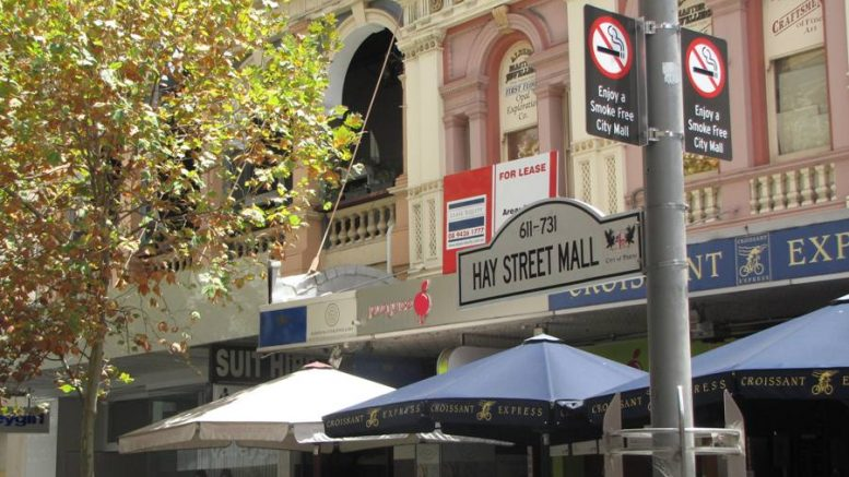 Street in Perth